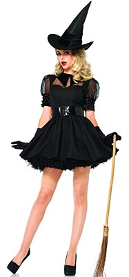 Bewitching Witch Adult Costume