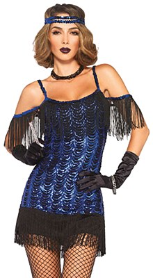 Gatsby Flapper Adult Costume