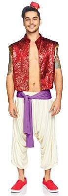 Desert Prince Aladdin Adult Costume