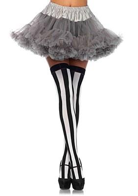 Layered Stiff Tulle Grey Petticoat