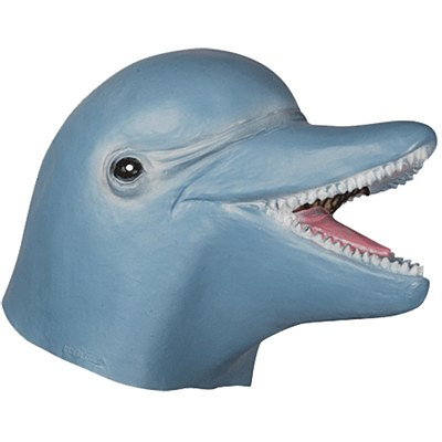 Dolphin Deluxe Adult Mask