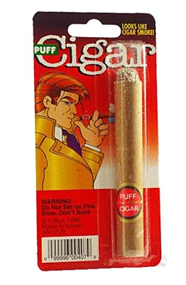 Puff Fake Cigar