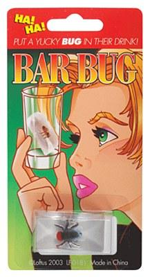 Bar Bug Ice Cube Gag