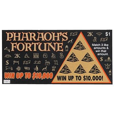 Lottery Tricktics - Pharaoh's Fortune