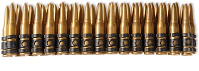 """60"""" Deluxe Bullet Belt"""