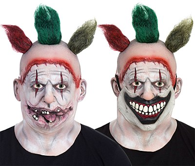 American Horror Story Twisty Clown Mask