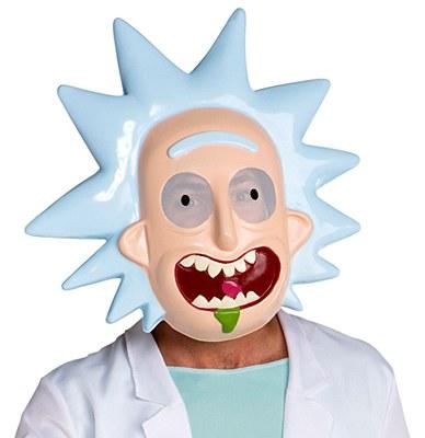 'Rick and Morty' Rick Mask