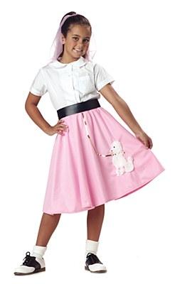 Poodle Skirt Pink