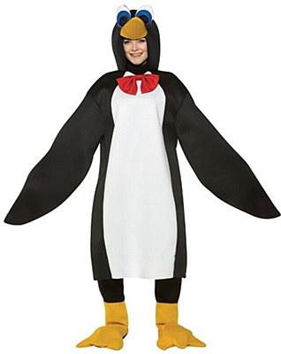 Penguin Teen Costume