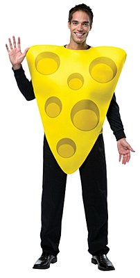 Cheese Wedge Adult Costume
