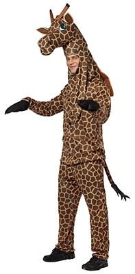 Deluxe Giraffe Adult Costume