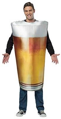 Beer Pint Adult Costume