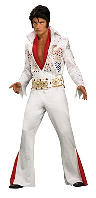 Rental Elvis Grand Heritage Adult Costume