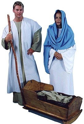Rental Joseph / Moses Adult Costume