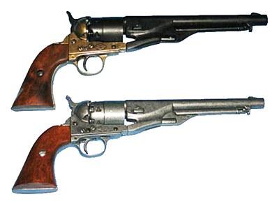 Rental Civil War 1860 Army Revolver