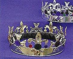 Rental Ladies Deluxe Crown