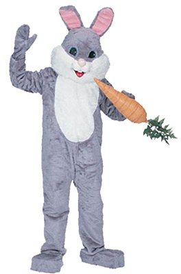 Rental Bunny Suit Premium Adult Costume