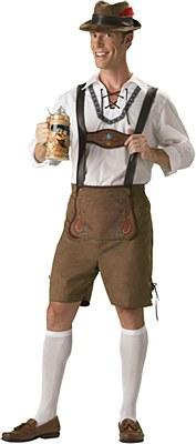 Rental Oktoberfest Guy Adult Costume