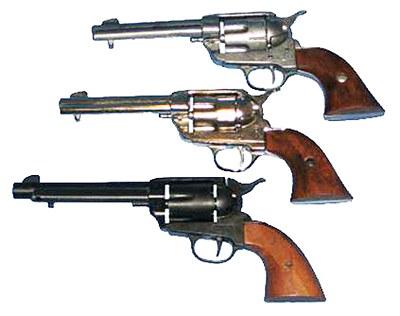 Rental Peacemaker Pistol Gun