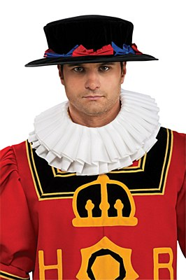 Rental Beefeater Adult Costume