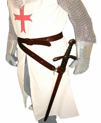 Rental Double Wrapped Sword Belt