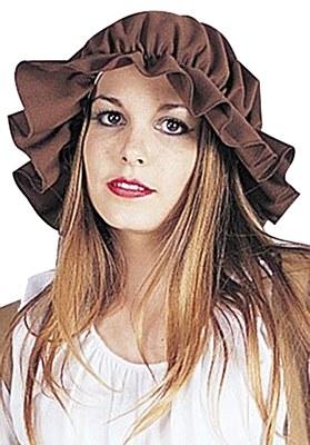 Renaissance Mop Cap Hat