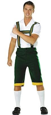 Bavarian Man Adult Costume