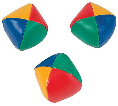 Juggling Balls Set