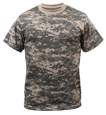 Army Digital Camo Child T-Shirt
