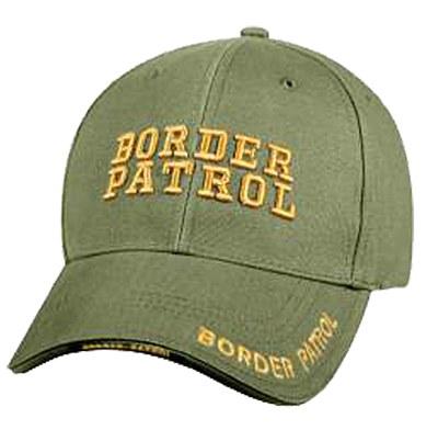 Border Patrol Hat / Cap