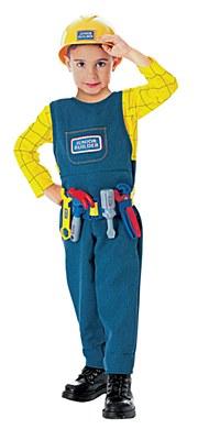 Junior Builder Construction Worker Infant Costume