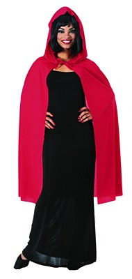 Hooded Mid Length Adult Cape
