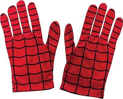 Spider-Man Comic Adult Gloves