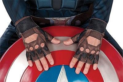 Avengers Captain America Stealth Child Gloves