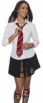 Gryffindor Deluxe Tie