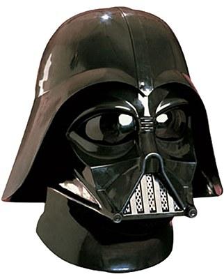 Star Wars Darth Vader Deluxe Helmet