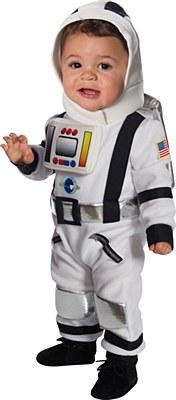 Little Astronaut Infant Costume