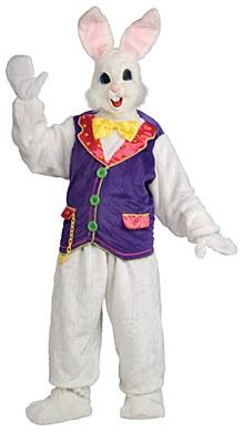 Bunny Suit Deluxe Adult Costume