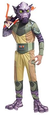 Star Wars Rebels Garazeb Orrelios Deluxe Child Costume