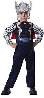 Avengers Thor Comic Toddler Costume