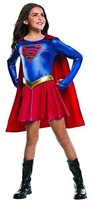 Supergirl TV Series Deluxe Child Costume