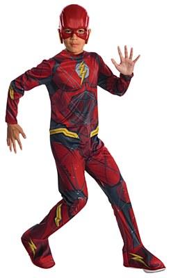 Flash Justice League Child Costume