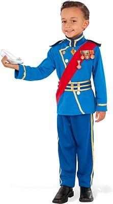 Royal Prince Charming Child Costume