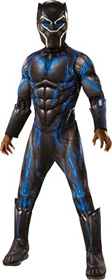 Black Panther Battle Suit Deluxe Child Costume