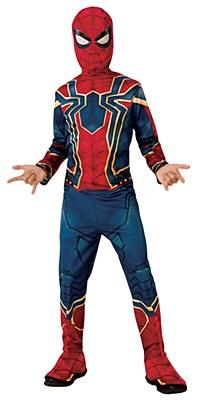 Avengers Infinity War Iron Spider Spiderman Child Costume