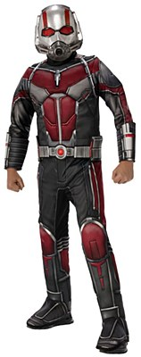 Ant-Man And The Wasp Ant-Man Deluxe Child Costume