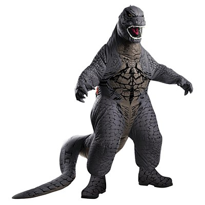 Godzilla Inflatable Deluxe Child Costume
