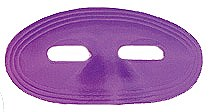 Satin Domino Eye Mask