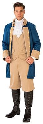Patriotic Man Adult Costume
