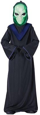 Alien Robe Child Costume